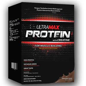 Protein with Creatine 2Lbs Coklat