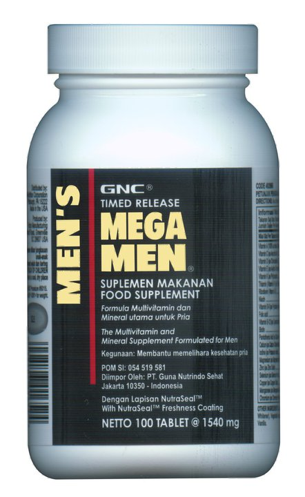 Mega Men 100 Tablet