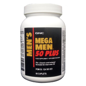 Mega Men 50 Plus 60 Kaplet