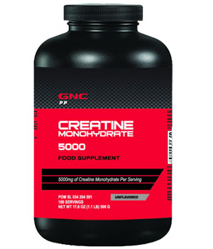 Creatine Monohydrate Powder 500g