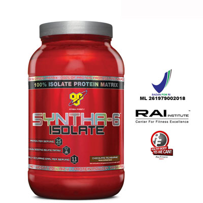 Syntha-6 Isolate 2Lb Coklat