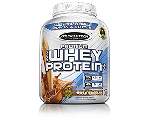 Premium Whey Protein Plus 5Lbs Chocolate