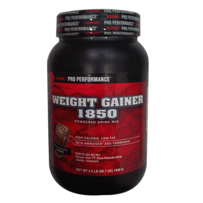 PP Weight Gainer 1850  Chocolate 4.41Lbs
