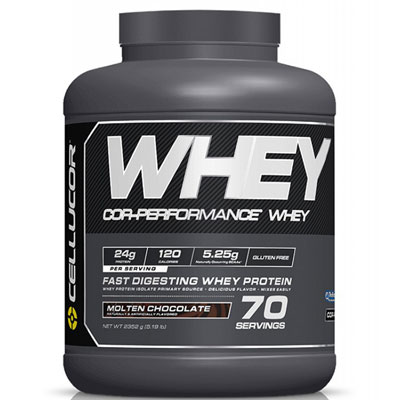 Whey Cor Performance 5Lbs Molten Chocolate