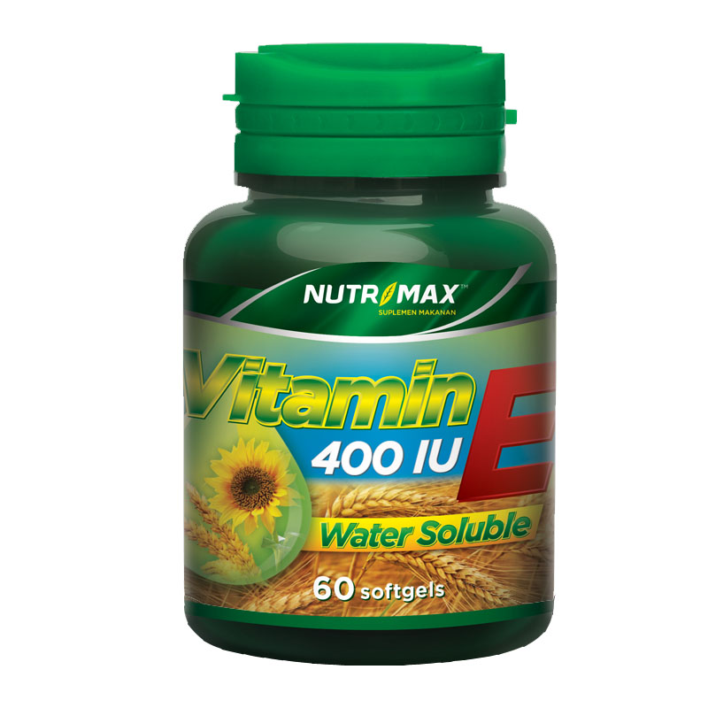 Vitamin E400 iu 60 Softgels