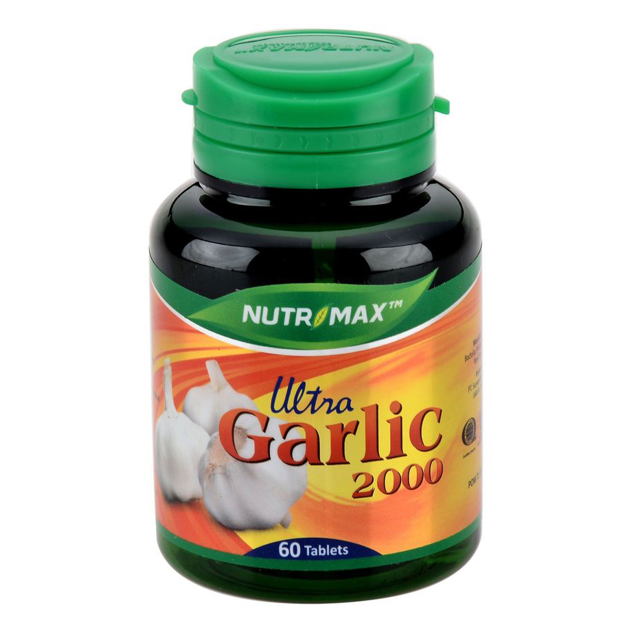 Ultra Garlic 2000 60 Tablet