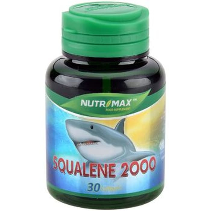 Squalene 2000 300 Softgels