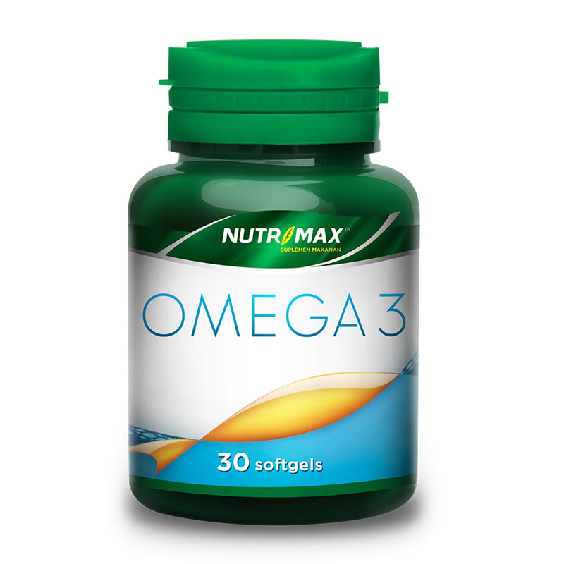 Omega 3 30 Softgels