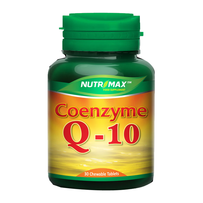 Coenzyme Q-10 30 Tablet