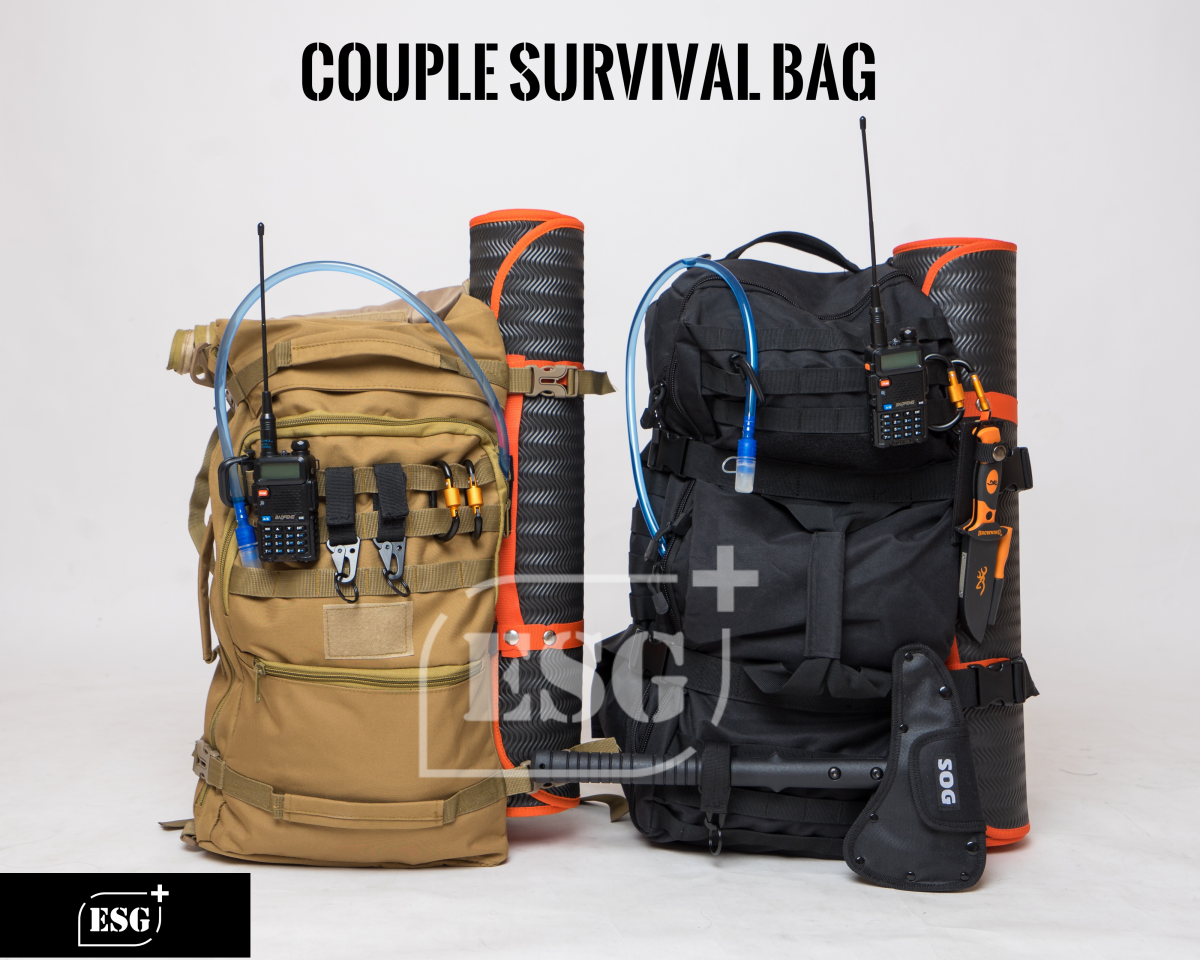 Couple Survival Bag