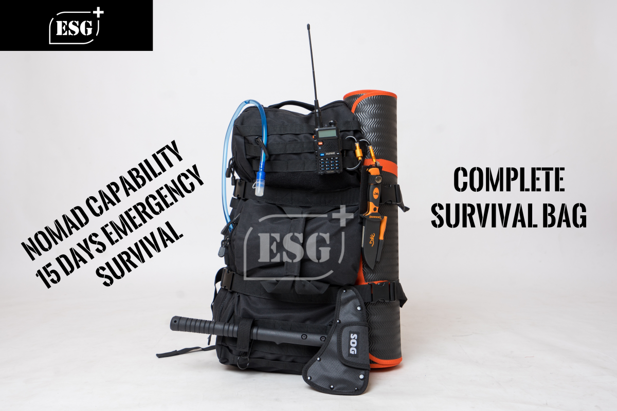 Complete Survival Bag
