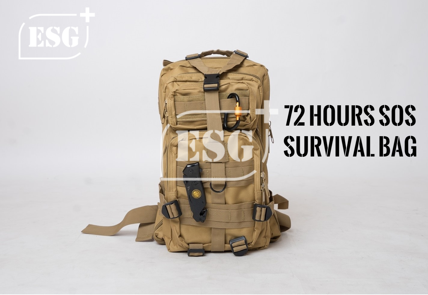 72 Hour SOS Survival Bag