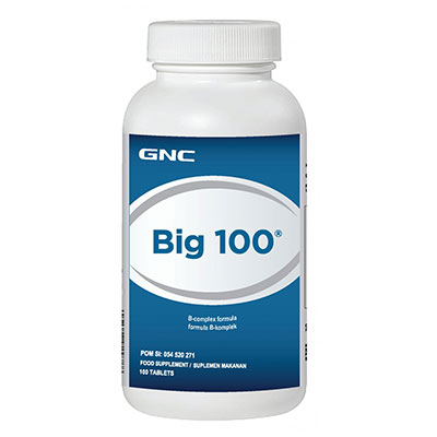 Big 100 B-Complex 100 Tablet