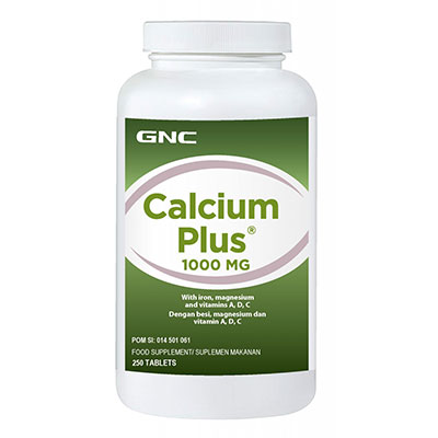 Calcium Plus 1000 250 Tablet