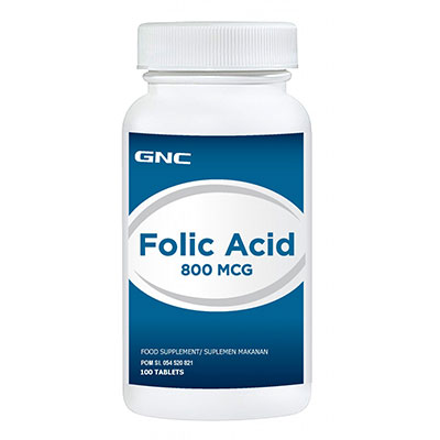 Folic Acid 100 Tablet