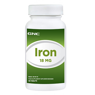 Iron 100 Tablet