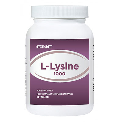 L – Lysine 1000 90 Tablet