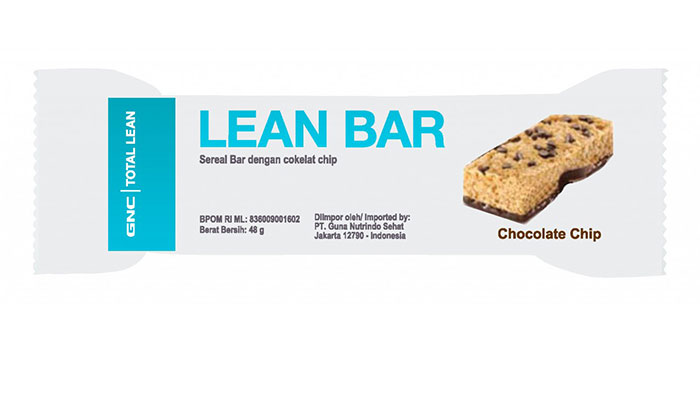 Lean Bar Choc chip  49gr
