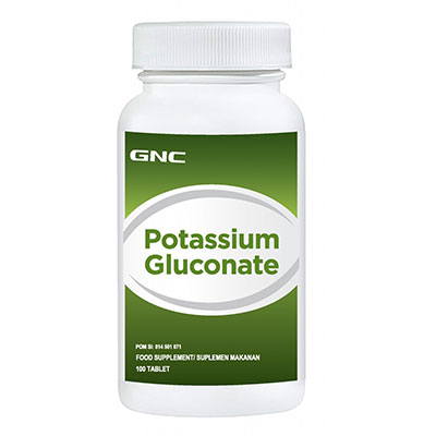 Potassium Gluconate 100 Tablet