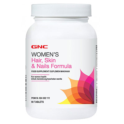 Womens Hair Skin and Nails Formula 90 Tablet