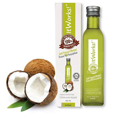 Virgin Coconut Oil 250ml