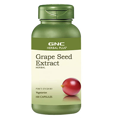 Grape Seed Extract 350 mg 100 kapsul vegetarian
