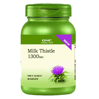 Milk Thistle 1300 60 Kaplet