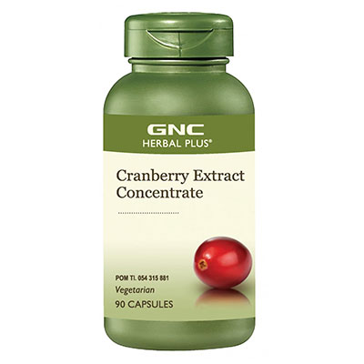 Cranberry Extract Concentrate 90 Kapsul
