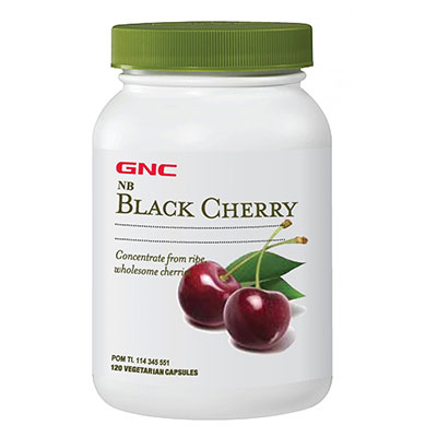 Black Cherry 120 Vegetarian Kapsul