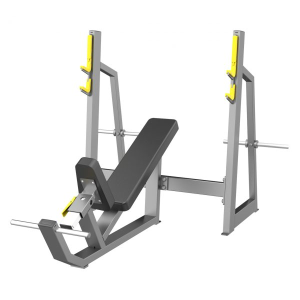 Olympic Incline Bench E3042
