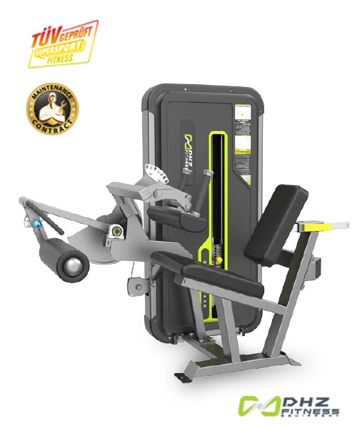 Seated Leg Curl with Weight Stack 109Kg  E3023A