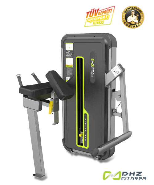 Glute Isolator Machine with Weight Stack 49kg E3024A