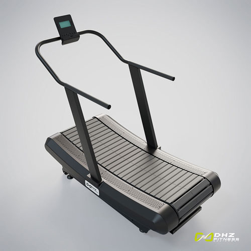 Treadmill Curve Manual A7000