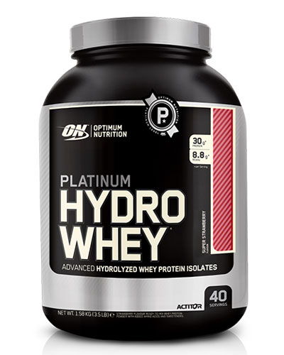 Platinum Hydro Whey 3.5Lbs Strawberry