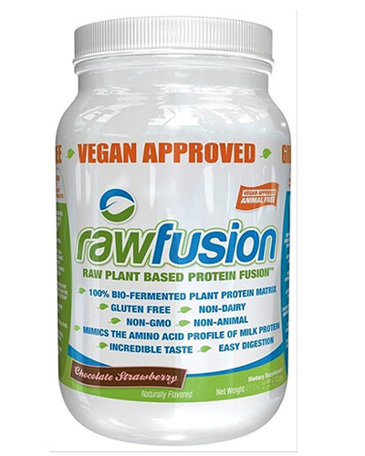 Raw Fusion 2Lbs Natural Chocolate