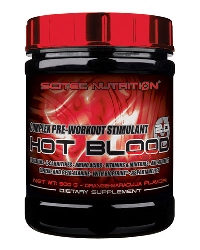 Hot Blood 2.0 300gr Orange