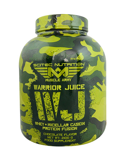 Warrior Juice 2100gr Chocolate