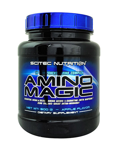 Amino Magic 500gr Apple