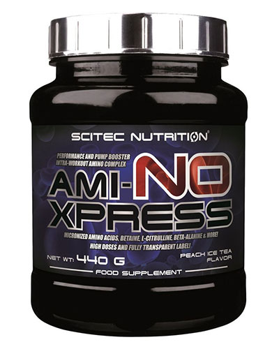 Ami-NO Xpress 440gr  Peach Ice Tea