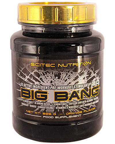 Big Bang 3.0 825g Orange