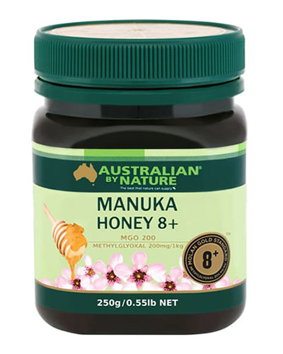 Bio-Active Manuka Honey 8+ MGO200 1000gr