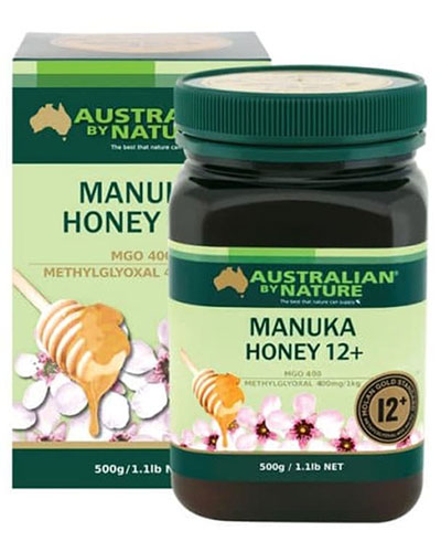 Bio-Active Manuka Honey 12+ MGO 400 500gr