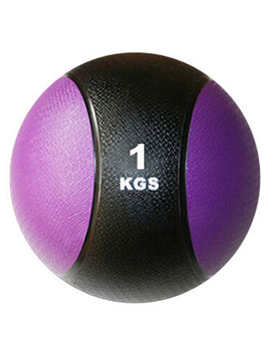 Two Colors Medicine Ball 1KG-100994
