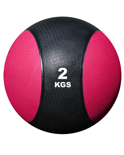 Two Colors Medicine Ball 2KG-100994