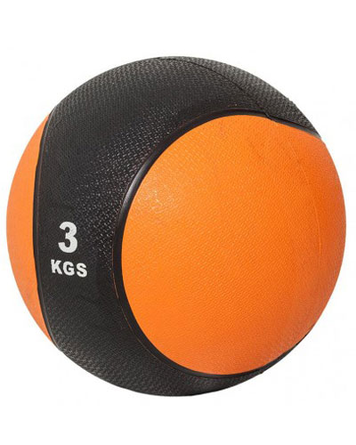 Two Colors Medicine Ball 3KG-100994