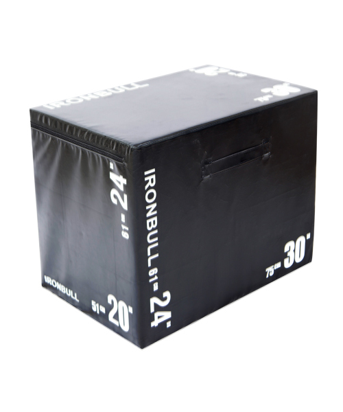 3-in-1 Soft Foam Plyo Box - IR7202