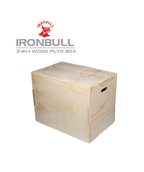 Wooden Plyo Box - IR 7023