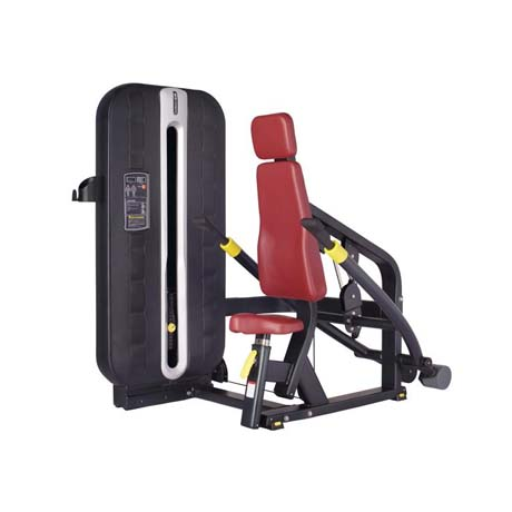 Seated Triceps Extensions Machine