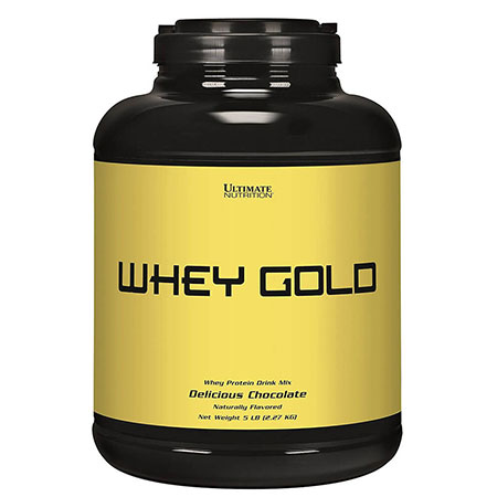 Whey Gold 5Lbs Chocolate