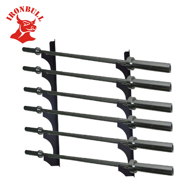 Wall Barbel Rack can hold 6pcs